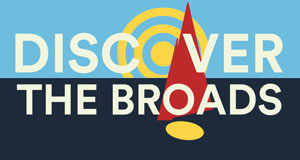 Discover the Broads Logo